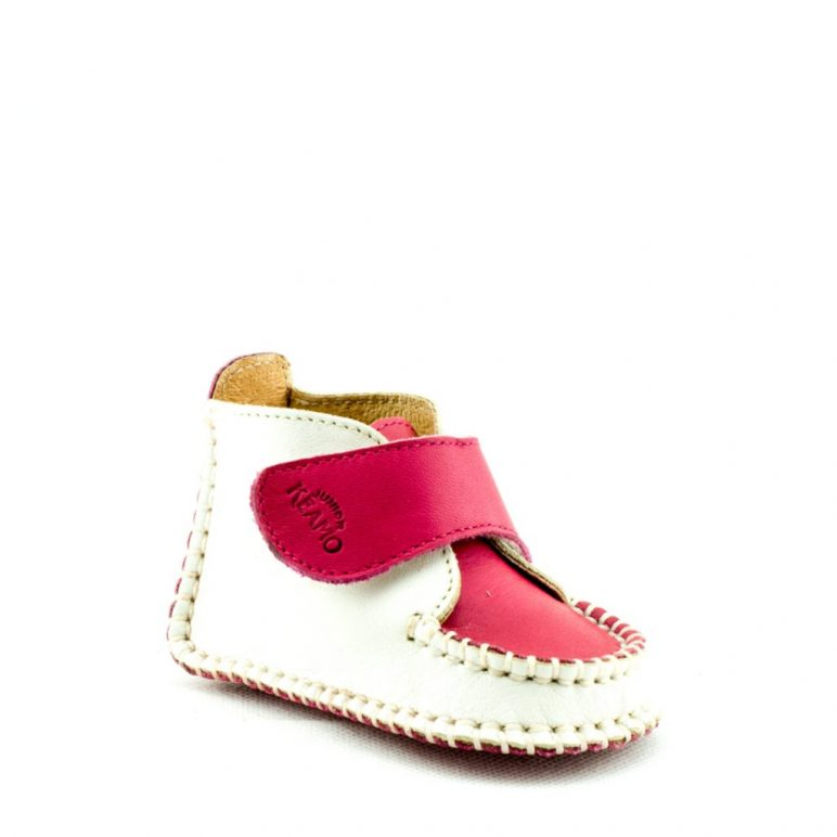 Keamo T03 Bebe shoes Permanent Cuir Toutes les saisons