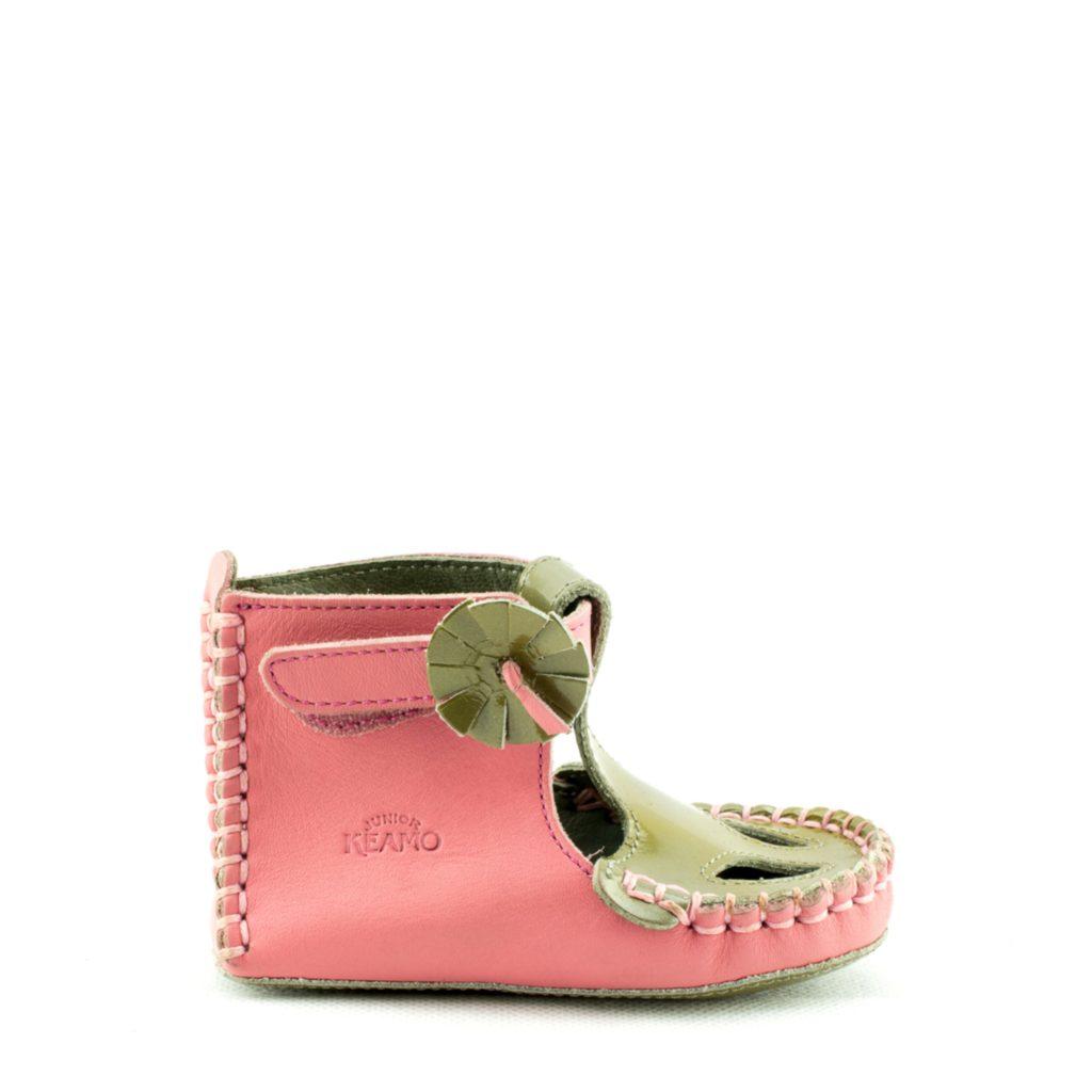 Keamo T02 Bebe shoes Permanent Cuir vernis Toutes les saisons