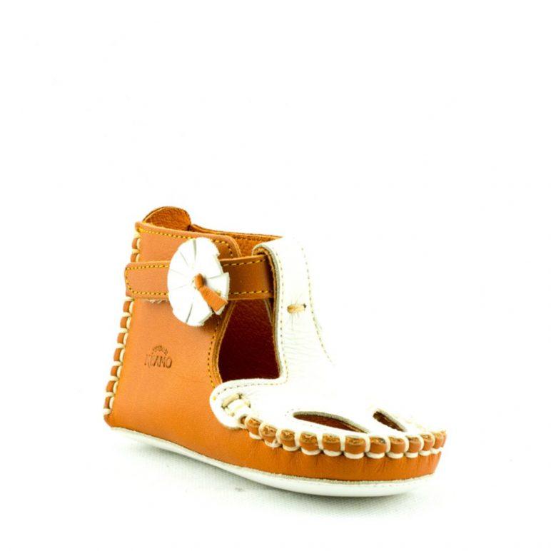 Keamo T02 Bebe shoes Permanent Cuir Toutes les saisons