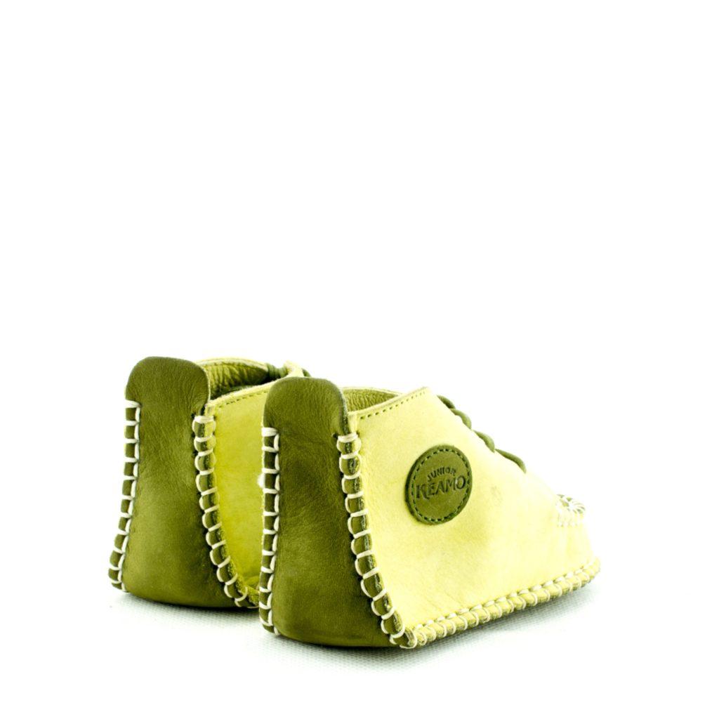 Keamo T01 Bebe shoes Permanent Nubuck Toutes les saisons