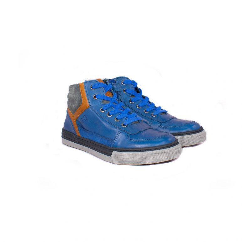 Keamo 1849 Sneakers Collection cuir & velours Toutes les saisons