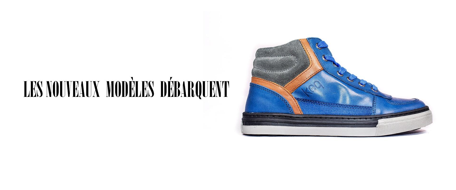 Keamo 1841 Sneakers Collection cuir Toutes les saisons